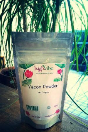 Yacon Powder raw / organic