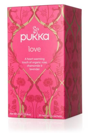 Pukka Tea Love 20 bags