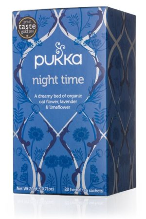 Pukka Tea Night Time 20 bags