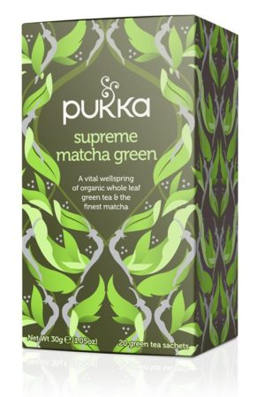 Pukka Tea Supreme Matcha Green 20 bags