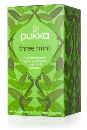 Pukka Tea Three Mint 20 bags
