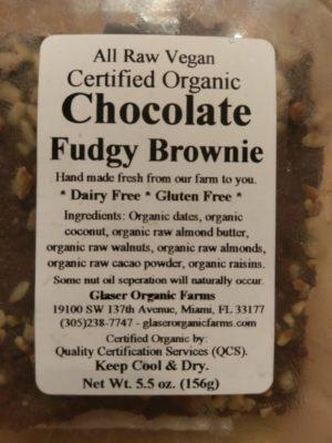 Chocolate Fudgy Browie 5.5 oz