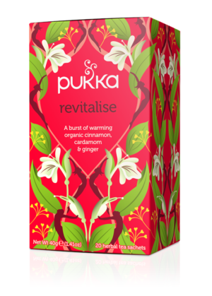 Pukka Tea Revitalise 20 bags