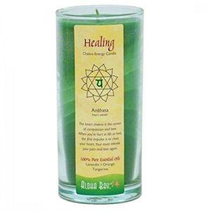 Aloha Bay Healing Chakra Candle