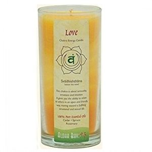 Aloha Bay Love Chakra Candle