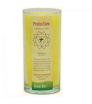 Aloha Bay Protection Chakra Candle