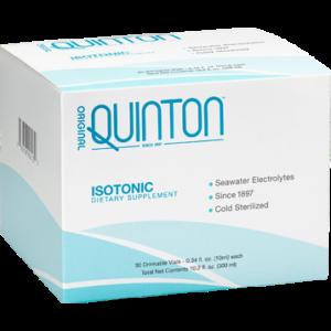 Original Quinton Isotonic 30 Ampoules