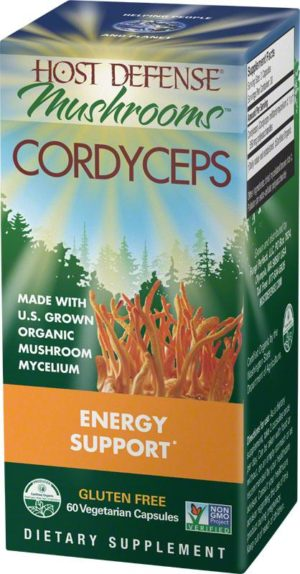 Host Defense Cordyceps 60 vcaps