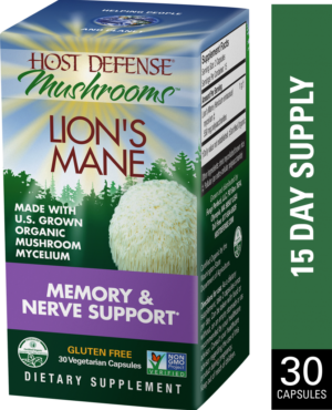 Host Defense Lion's Mane 30 vcaps