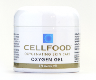 cellfood oxygen gel