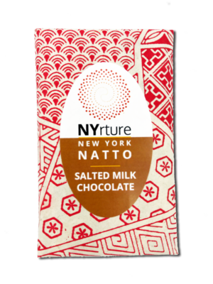 New York Natto - Milk Chocolate Bar (1.4 oz)
