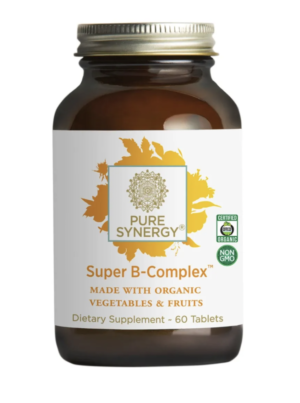 Pure Synergy Super B Complex 60 tablets