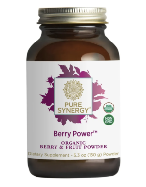 Pure Synergy Berry Power 5.3ox powder