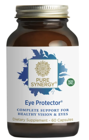 Pure Synergy Eye Protector 60 capsules