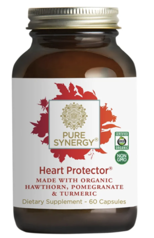 Pure Synergy Heart Protector 60 capsules