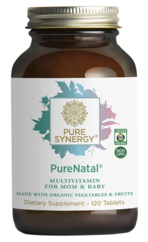 Pure Synergy PureNatal  120 tablets