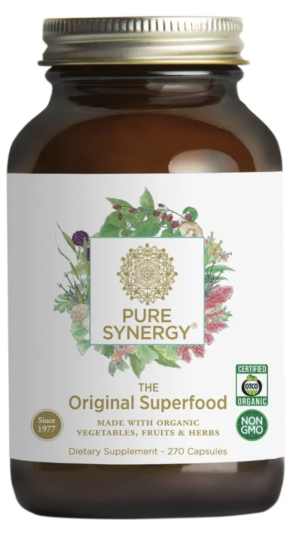 Pure Synergy Superfood 270 capsules