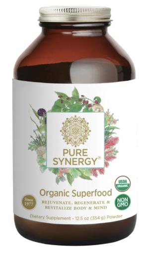 Pure Synergy Superfood 12.5oz powder