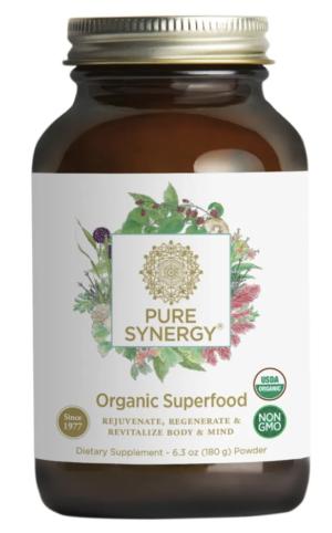 Pure Synergy Superfood 6.3oz powder