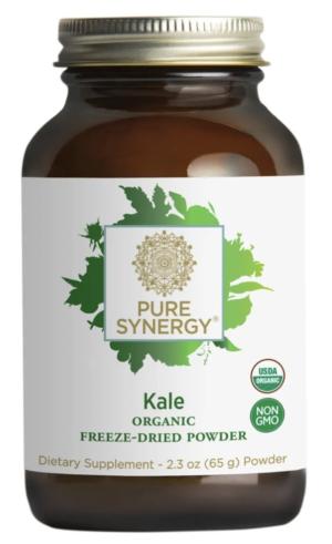 Pure Synergy Organic Kale Powder 2.3oz