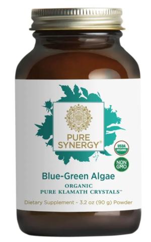 Pure Synergy Blue-Green Algae Powder 3.2oz