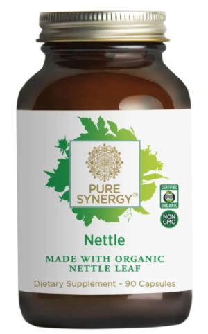 Pure Synergy Freeze-Dried Nettle 90 capsules