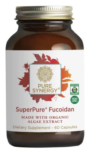 Pure Synergy SuperPure Fucoidan Extract 60 capsules