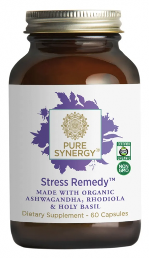 Pure Synergy Stress Remedy 60 capsules