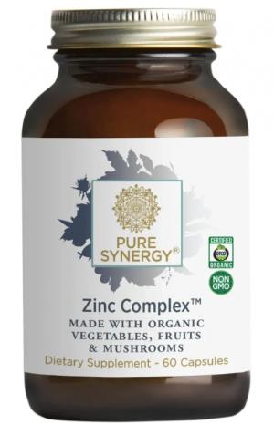 Pure Synergy Zinc Complex 60 capsules