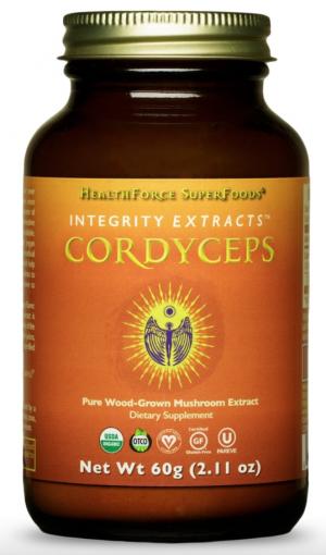 HealthForce Integrity Extracts™Cordyceps – 60g Powder