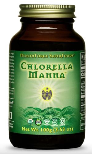 HealthForce Chlorella Manna™ – 100g Powder