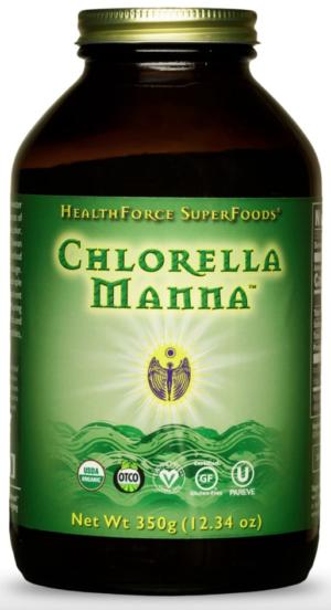 HealthForce Chlorella Manna™ – 350g Powder