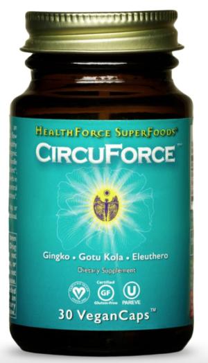 HealthForce CircuForce™ – 30 VeganCaps™