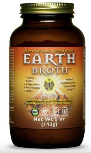 HealthForce Earth Broth™ – 5 oz Powder