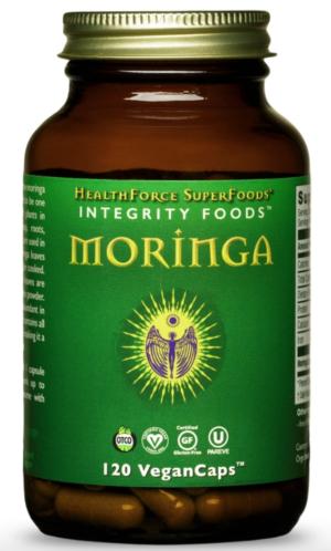 HealthForce Integrity Extracts™ Moringa – 120 VeganCaps™