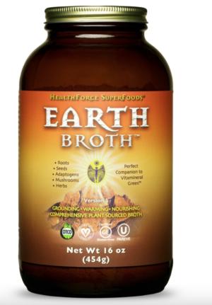 HealthForce Earth Broth™ – 16 oz Powder
