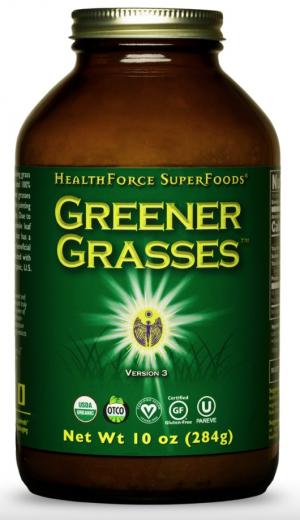 HealthForce Greener Grasses™ – 10 oz Powder