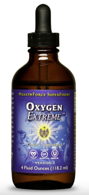 HealthForce Oxygen Extreme™ – 4 oz Liquid Dropper