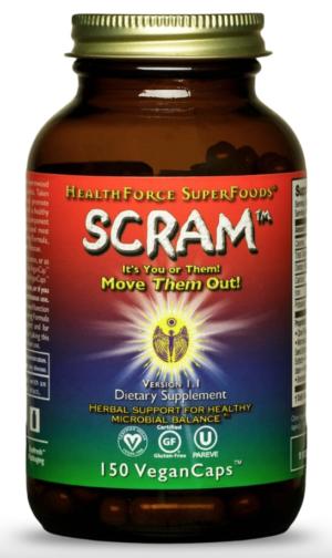 HealthForce SCRAM™ – 150 VeganCaps™