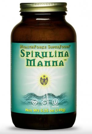 HealthForce Spirulina Manna™ – 5.25 oz Powder
