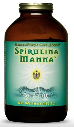 HealthForce Spirulina Manna™ – 16 oz Powder