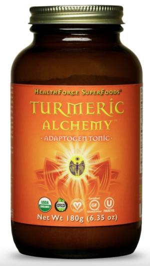 HealthForce Turmeric Alchemy™ – 180g Powder