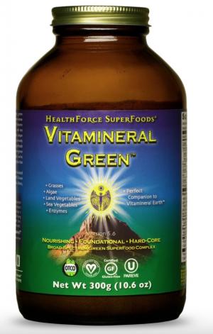 HealthForce Vitamineral Green™ – 300g Powder