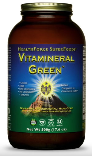 HealthForce Vitamineral Green™ – 500g Powder