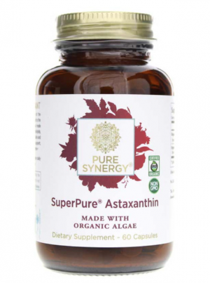 Pure Synergy SuperPure Astaxanthin 60 capsules
