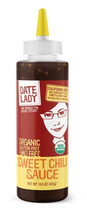 Date Lady- Sweet Chili Sauce- 14oz