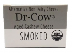 Dr-Cow Premium Aged Cashew Cheese Smoked