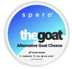 Spero The Goat Cheese Plant-Based