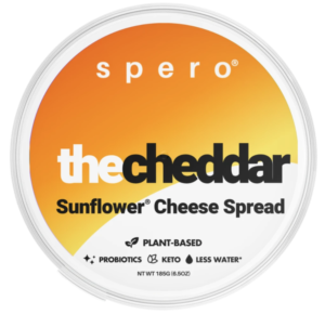 Spero The Cheddar Cheese Plant-Based