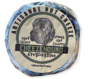 Cheezehound Artisanal Nut Cheese Greydayblue